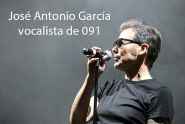 José Antonio García (pitos) del desaparecido grupo 091 nos traslada a los 90 en Cogollos de Guadix [Vídeos]