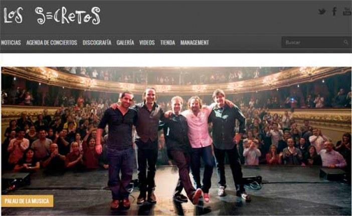 Los secretos actuarán en la Feria y Fiestas de Guadix 2014 el próximo 6 de Septiembre