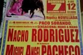 Fiestas de Dólar 2014 gran novillada con motivo de las fiestas en honor a San Andrés