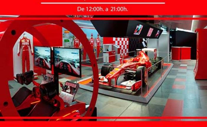 Exposición de Fórmula 1 abierta desde hoy en el paseo de la catedral [Vídeo]