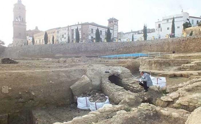 El Teatro Romano de Guadix, declarado como Bien de Interés Cultural