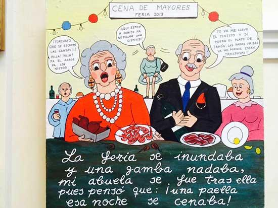 Carocas Feria de Guadix