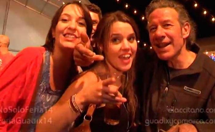 """Feria de Guadix 2014, recordamos la madrugada del viernes 5 de Septiembre en """"No solo Feria"""" [Vídeo] #NoSoloFeria14"""