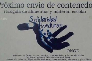 Solidaridad Honduras necesita tu colaboración