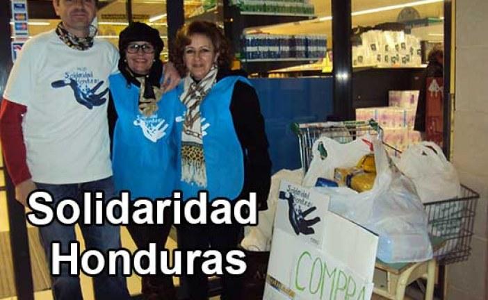 La ONGD Solidaridad Honduras realiza una recogida de alimentos este fin de semana