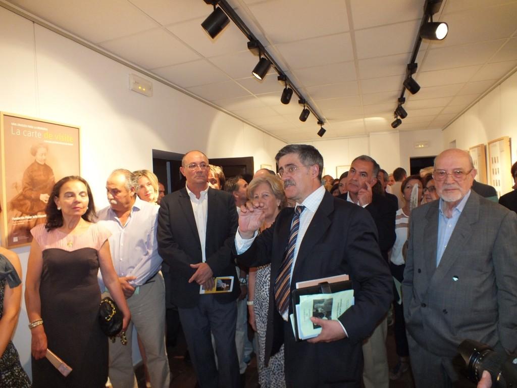 Exposición Pedro A. de Alarcón