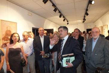 Exposición de Pedro Antonio de Alarcón inaugurada en Almería