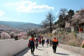 Senderismo por La Peza con el programa senderismo para mujeres