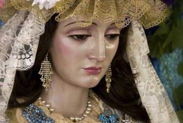 La Divina Pastora de las almas procesiona este Domingo en Guadix [Vídeo]