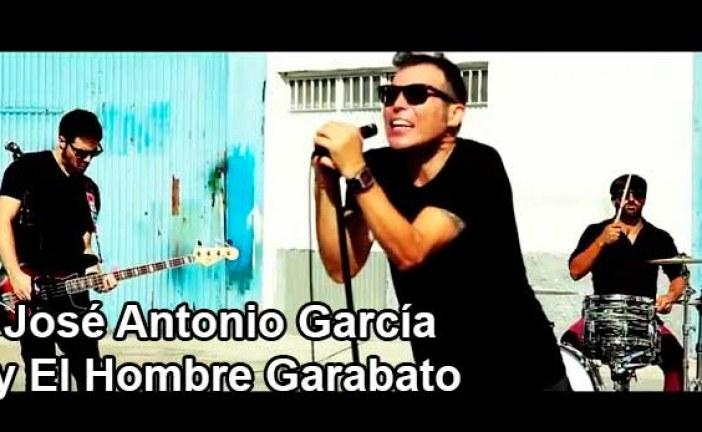 José Antonio García y El Hombre Garabato estrena su videoclip A punto de estallar [Vídeo]