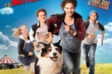 """Cine Gratis para los más pequeños con la película de aventuras """"Los Cinco y el misterio de la joya escondida"""""""