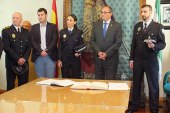 Dos nuevos agentes se unen a la policía local de Guadix