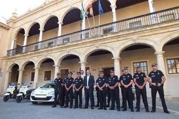 El cuerpo de la Policía Local de Guadix se completa mañana con la incorporación de dos nuevos agentes