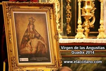 Hoy Guadix está de fiesta de su patrona la Virgen de las Angustias [Vídeo]