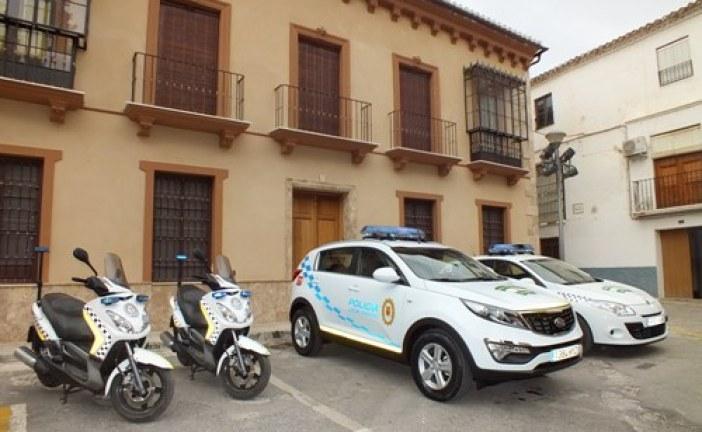 La Policía Local de Guadix se suma a la campaña de control del transporte escolar de la DGT a desarrollar entre el 24 y el 30 de noviembre