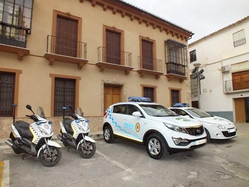 Detenidos dos ladrones en las inmediaciones de los for Juzgado de guadix