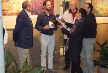 """Exposición fotográfica """"Paisajes de Andalucía; Ondulaciones""""del fotógrafo Peter Manschot"""