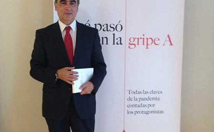 ¿Qué pasó con la gripe A? presentación del libro de José Martínez Olmos en Guadix