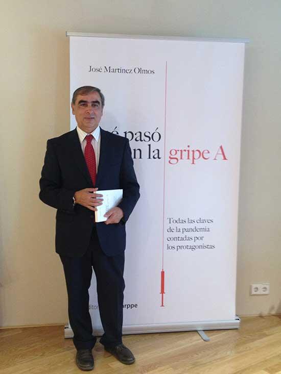 José Martínez Olmos