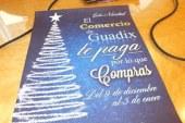 """Arranca la campaña """"El comercio de Guadix te paga por lo que compras"""" para incentivar el consumo en el comercio local"""