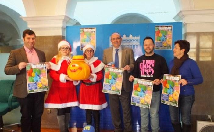 """El Teatro Mira de Amescua acoge este domingo el """"1, 2, 3. Especial Navidad"""" con importantes regalos para los concursantes seleccionados de entre el público"""