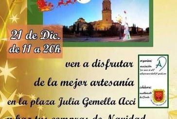"""Muestra de Artesanía """"Guadix con mucho arte"""" – 21 de Diciembre"""