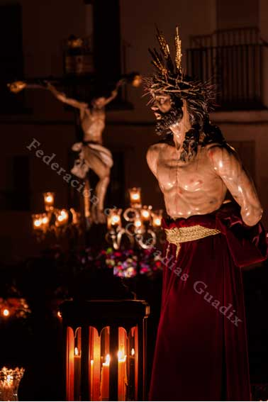 Segundo premio Semana Santa Guadix