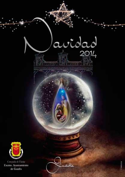 Programa de Navidad Guadix 2014