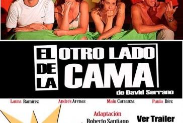 "La comedia musical ""El otro lado de la cama"" llega a Guadix"