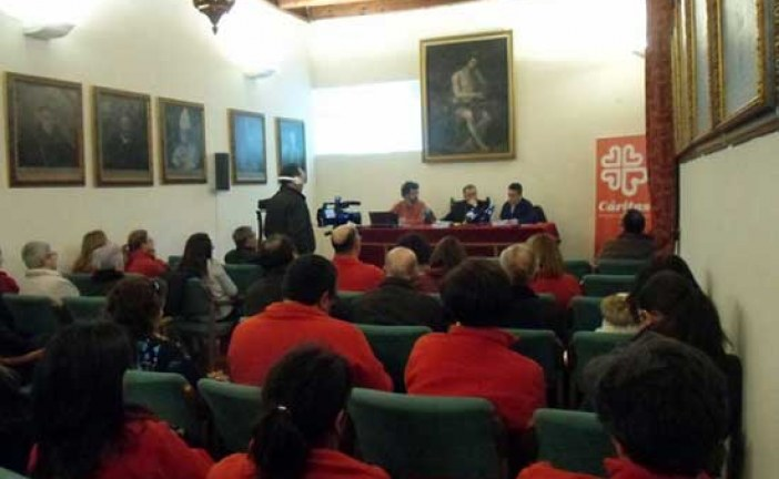 Cáritas presentó en Guadix el Informe Foessa 2014 sobre exclusión y desarrollo social en España