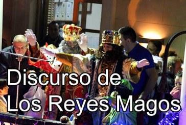 Discursos de sus majestades los Reyes Magos en Guadix 2015 [Vídeos]