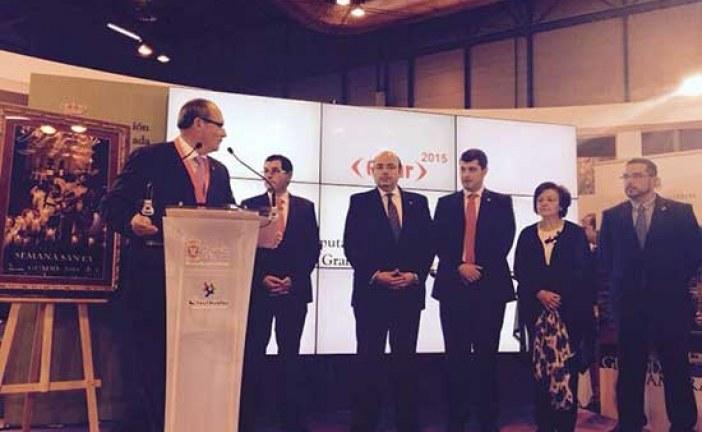 Guadix en Fitur gran éxito en su presentación
