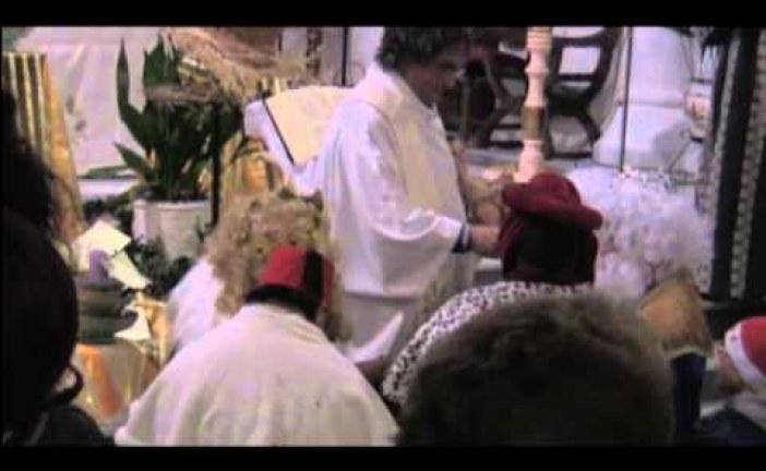 Cabalgata de Reyes en Jérez del Marquesado 2012