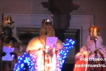Cabalgata de Reyes Magos de Guadix 2012