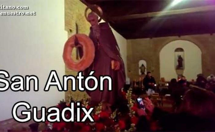 El obispo de Guadix D. Juan Alonso de Moscoso prorroga la licencia para que el ermitaño de la Ermita de San Antón pueda pedir limosna – Año 1.587