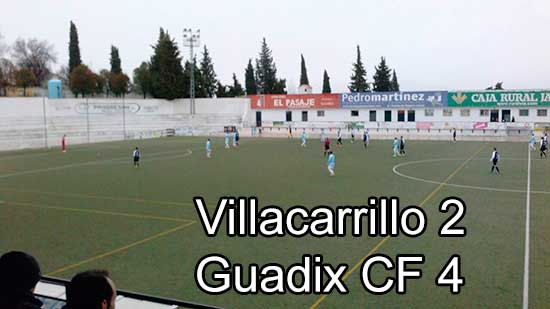 Villacarrillo - Guadix CF