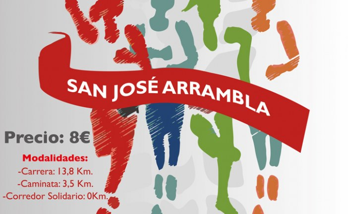 I San José Arrambla – Carrera Solidaria en Guadix