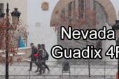 Nieva en Guadix el 4 de febrero de 2015 [Vídeos]