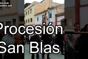 San Blas por María Jesús Ortiz Moreiro