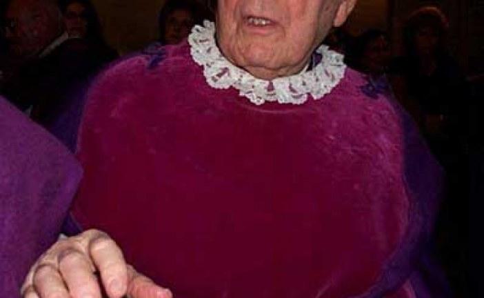 Ha fallecido el sacerdote Faustino Sánchez, a los 99 años de edad