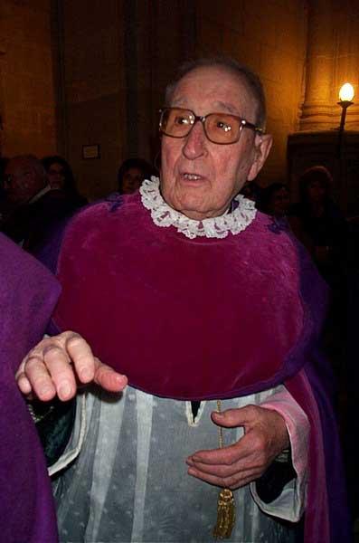Ha fallecido el sacerdote D. Faustino Sánchez