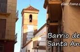Barrio de Santa en Guadix [Vídeo]