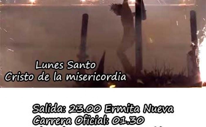 El Cristo de la Misericordia de Guadix – Semana Santa 2015 [Vídeo]