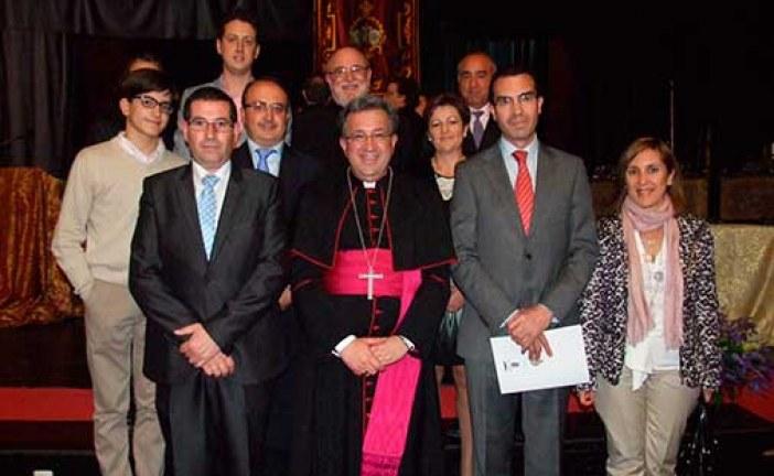 El ayuntamiento felicita al obispo de Guadix por su pregón de Semana Santa en Almería