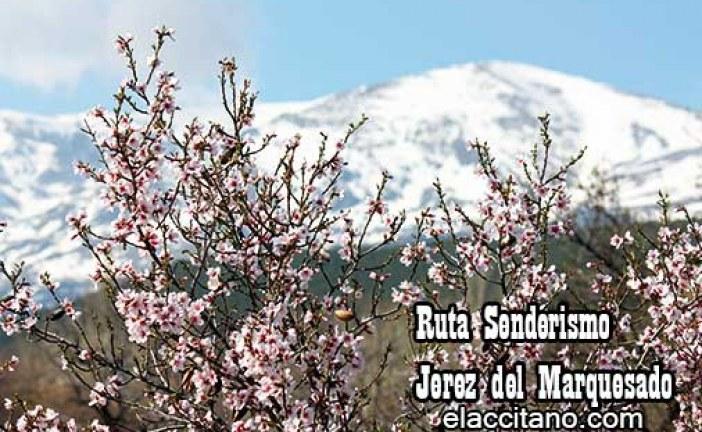 Senderismo por la el entorno natural de Jerez del Marquesado organizado por el AMPA del Colegio de La Presentación [Vídeo]