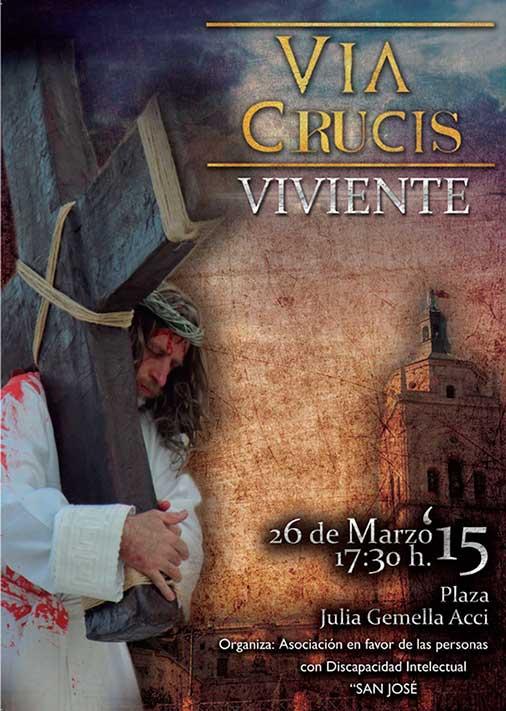 Via Crucis Viviente [Vídeo]