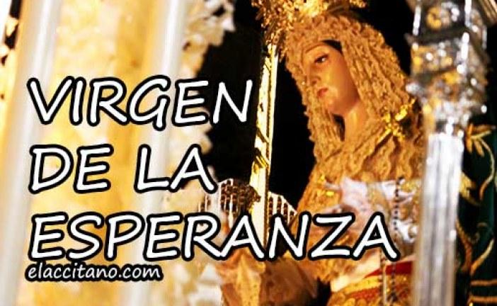 La Esperanza inaugura el Miércoles Santo en la Semana Santa de Guadix 2015 [Vídeo]