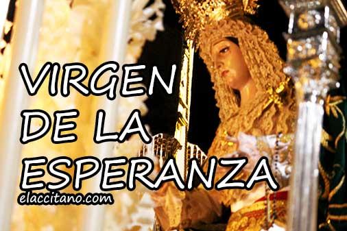 La Esperanza inaugura en la Semana Santa 2015 [Vídeo]