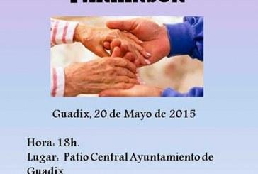 Charla informativa sobre la enfermedad de Parkinson esta tarde en el patio del Ayuntamiento de Guadix