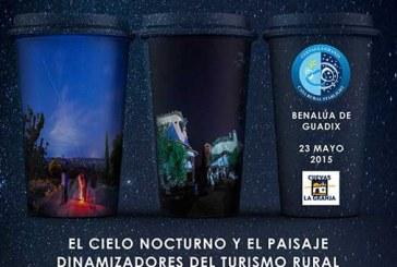 """CUEVAS LA GRANJA celebra su certificación """"Starlight"""" este fin de semana, en Benalúa de Guadix"""